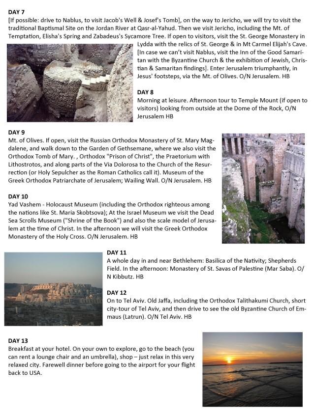 stkath holy land 2014 page 2