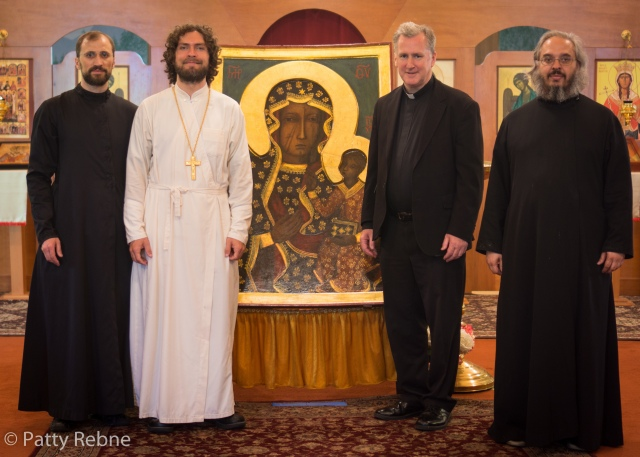 PJR-Clergy with icon