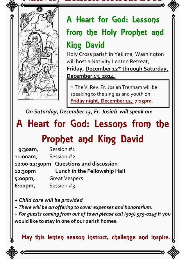 Flyer 2014 Fr. Josiah December Retreat-page-0